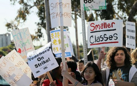 Wildcat Sick-Out Strike By Oakland Teachers