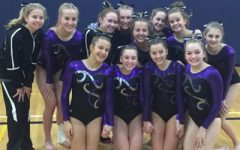 Wheaton Co-Op Gymnastics Charges Toward Championship