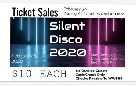 South Holds First Silent Disco