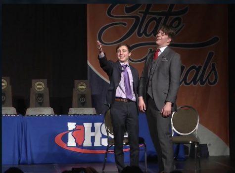 Zach Hartnett Senior Spotlight