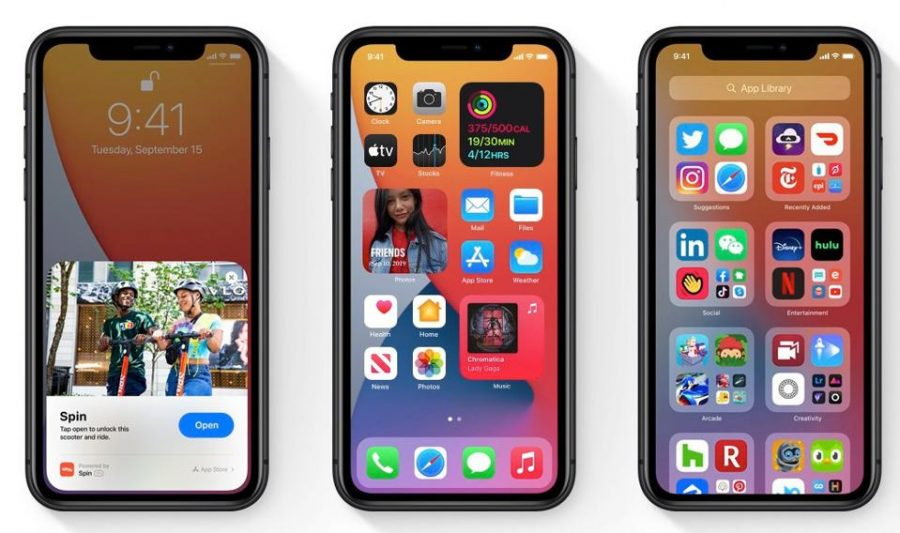 Personalize Your iPhone With i0S14 Update