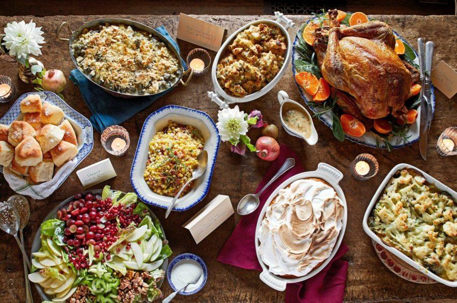 Cornucopias and COVID-19: Thanksgiving Foods 2020