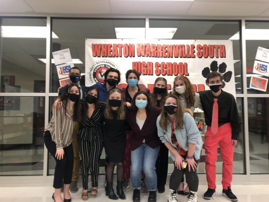 Speech Team Takes Home State Title