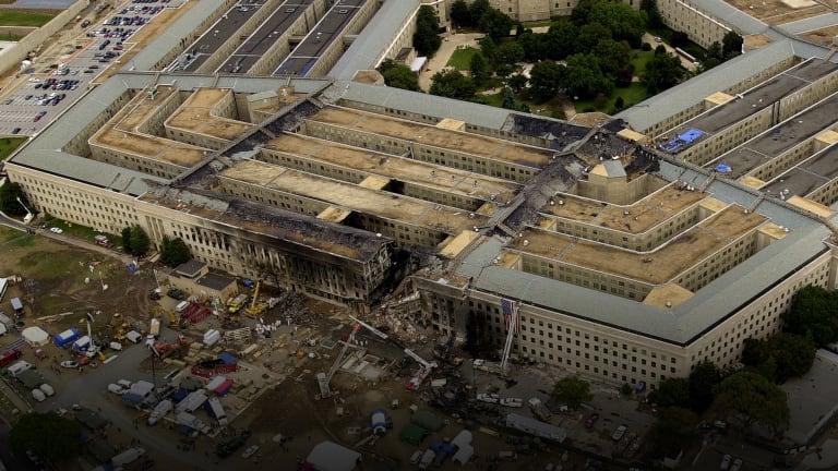 9/11 Pentagon Survivor Story at Local Library